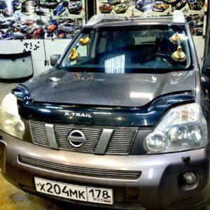 Автостекла: Лобовое стекло на Nissan Xtrail: замена и продажа автостекол.