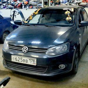 Автостекло, Лобовое стекло на Volkswagen Polo