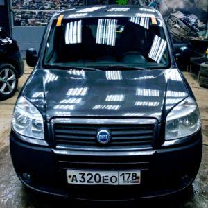 Замена лобового автостекла на Fiat Doblo в СПБ
